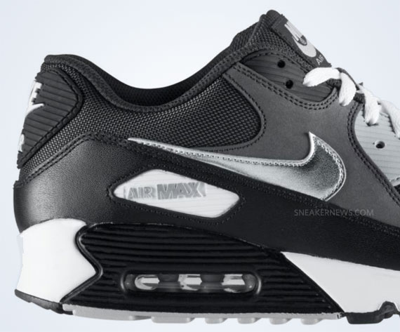 Nike Air Max 90 Black Anthracite White