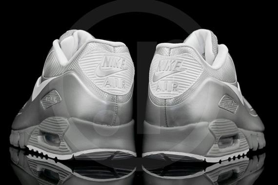 Nike Air Max 90 Silver