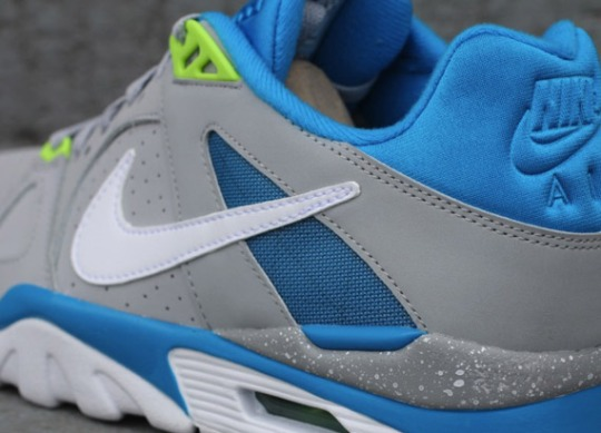 Nike Air Trainer Classic – Wolf Grey – Neptune Blue