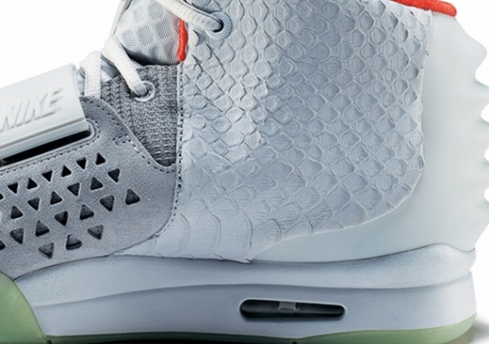 Nike Air Yeezy 2 – New Images + Design Sketches