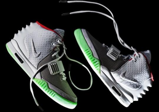 Nike Air Yeezy 2 'Wolf Grey' – Euro Release Date