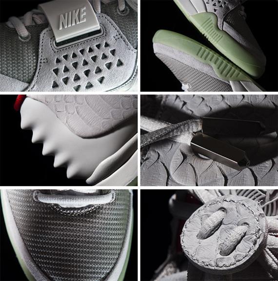 245382fefdf6f Nike Air Yeezy 2 - Wolf Grey - Pure Platinum