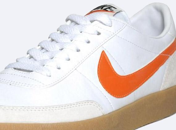 super popular 0befc cfc78 Nike Killshot II – White – Safety Orange – Gum