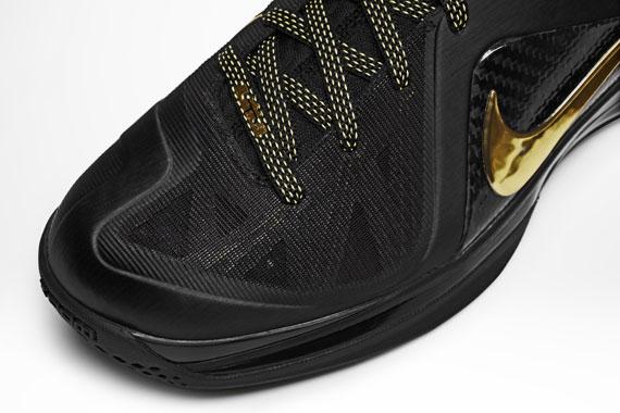 tom kapinos - Nike LeBron 9 Elite 'Away' - Black - Gold - Roshe Run cheap ...