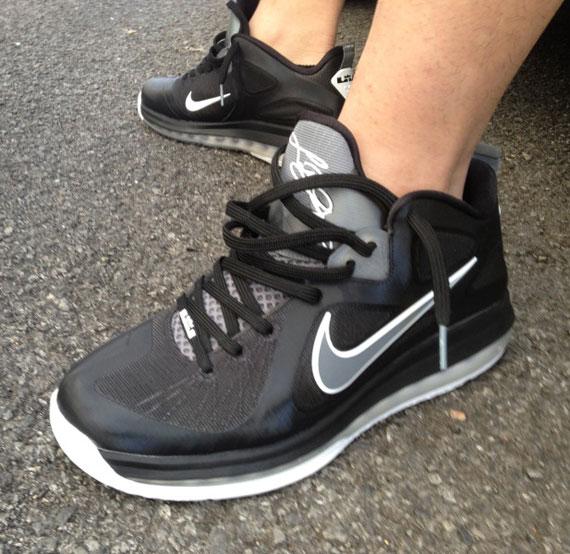 Nike LeBron 9 Low - Black - Cool - 79.3KB