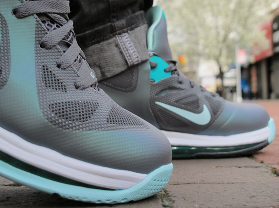 on sale c38a6 8defc Nike LeBron 9 Low  Easter  - On-Feet Images - SneakerNews.com