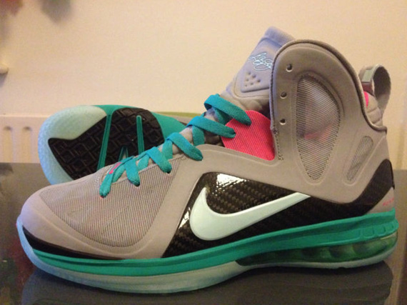 Nike LeBron 9 Elite South Beach Release Date durable modeling