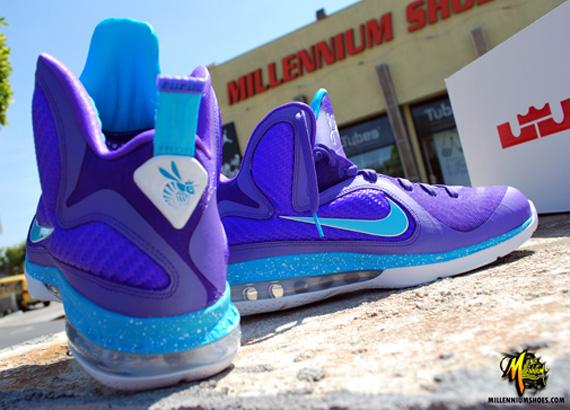 Nike LeBron 9 'Summit Lake Hornets