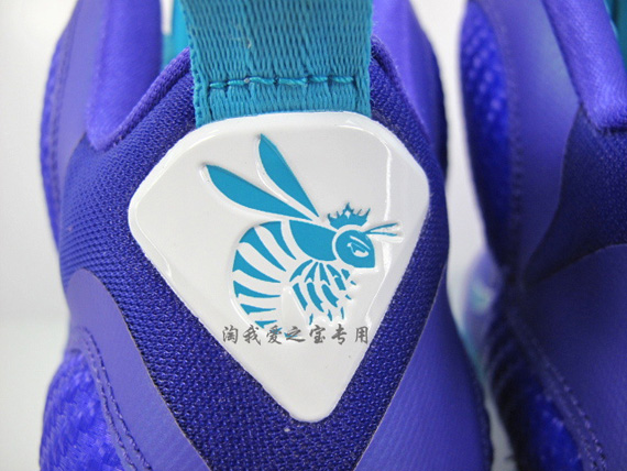 differently 2dbcb e2931 Nike LeBron 9  Summit Lake Hornets  – Release Date