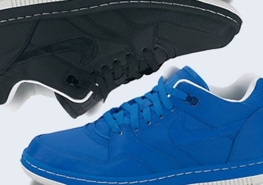 Nike Sky Force  88 Low TXT – Soar + Black a9e47e0e73