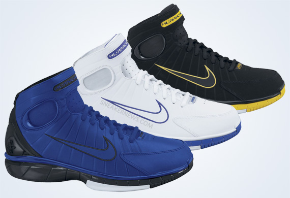 fbf2ee9b77ab6 Nike Zoom Huarache 2K4 - March 2012 Colorways Available ...