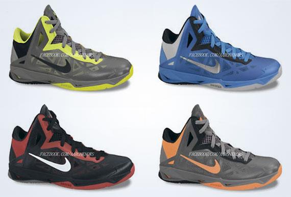 size 40 1c71e 1586e Nike Zoom Hyperchaos - SneakerNews.com