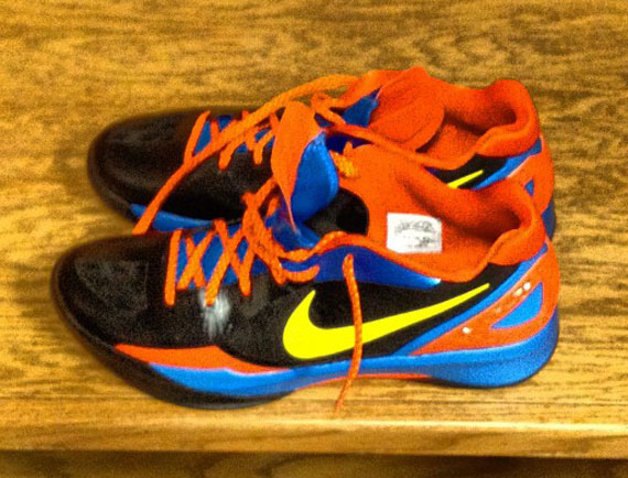 new arrival 16901 e5054 Nike Zoom Hyperdunk 2011 Low – James Harden Away PE
