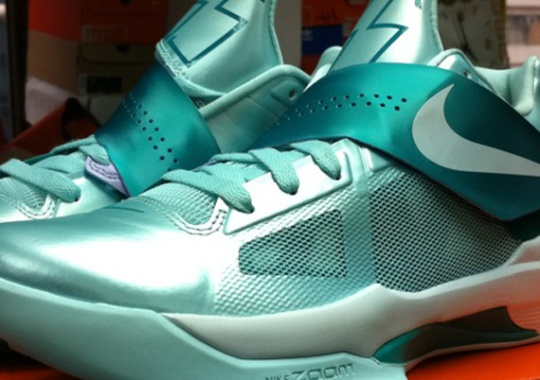 Nike Zoom KD IV 'Easter' – Release Date