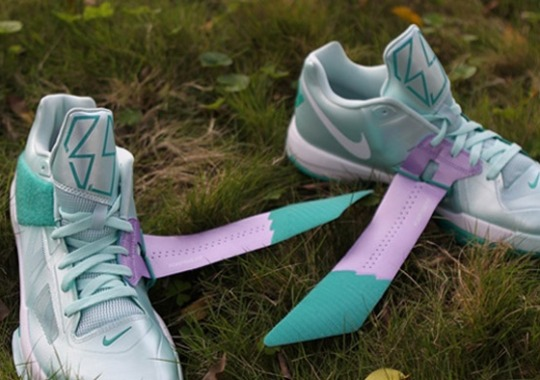 Nike Zoom KD IV 'Easter' – Detailed Photos