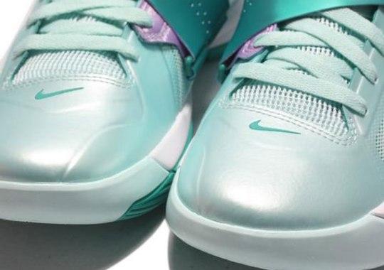Nike Zoom KD IV 'Easter' – Detailed Images