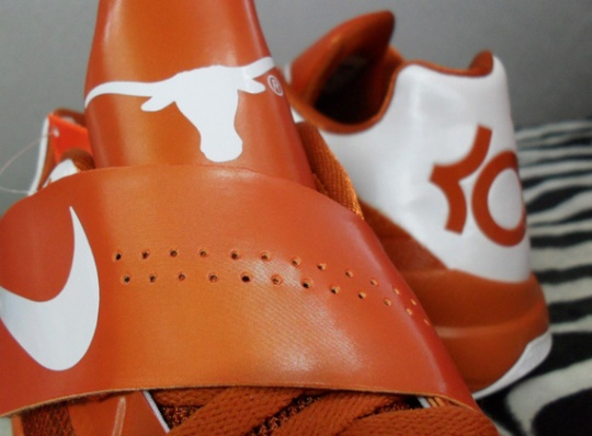 Nike Zoom KD IV 'Texas Longhorns' – Release Date