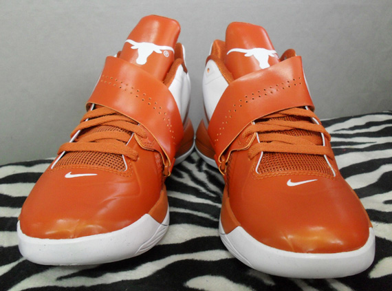 b9db2b522499 Nike Zoom KD IV Desert Orange White (Texas) 473679-801 03 17 12. show  comments