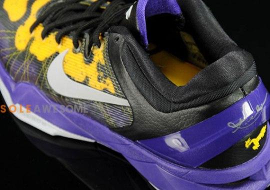 Nike Zoom Kobe 7 'Poison Dart Frog' – Lakers