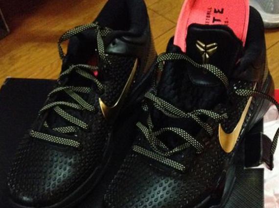 Nike Zoom Kobe VII Elite Away Release Date
