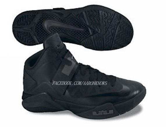 Nike Zoom LeBron Soldier 6 - SneakerNews.com