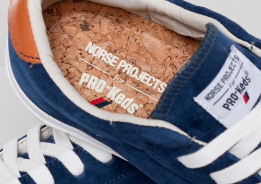 Norse Projects x PRO-Keds Royal Master