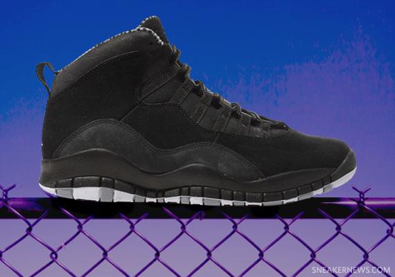 On The Fence: Air Jordan X 'Stealth'