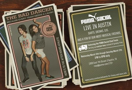 Puma Social Live @ SXSW 2012