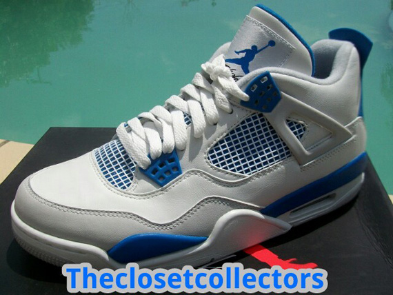 best sneakers 68143 59a65 Air Jordan IV 'Military' - 2006 vs. 2012 Comparison ...