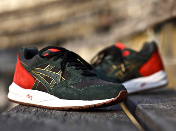 24 Kilates x Asics Gel Saga Official Images amp Info