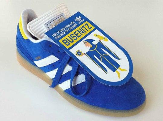 adidas Skateboarding Busenitz 'Blusenitz'