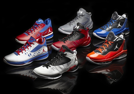 Jordan Brand Gears Up For The 2012 Playoffs