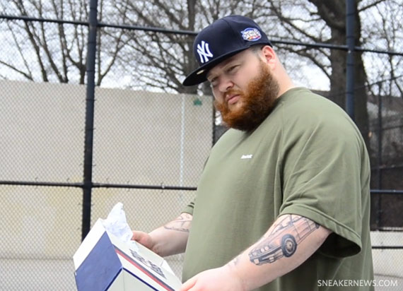 watch 9921e 4b159 Action Bronson x PRO-Keds When the Shoe Drops Video