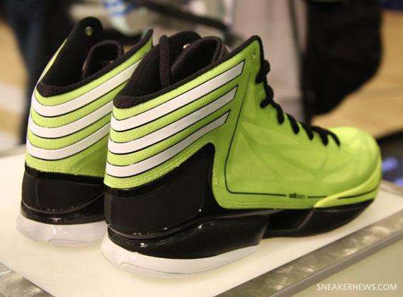 Adizero Crazy Light Black Green Fashion Adidas 2 Basketball Baylor Shoes