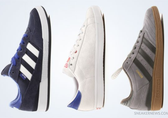 adidas Skate – Spring 2012 Releases Available