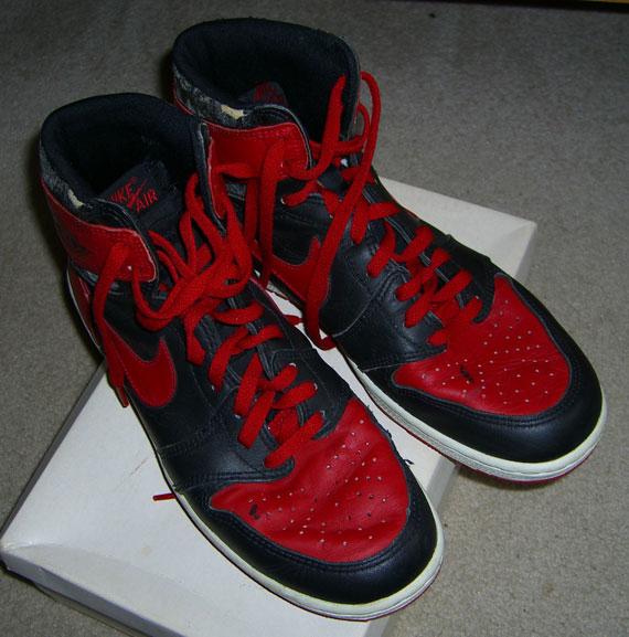 Air Jordan 1 'Banned' OG B-Grade
