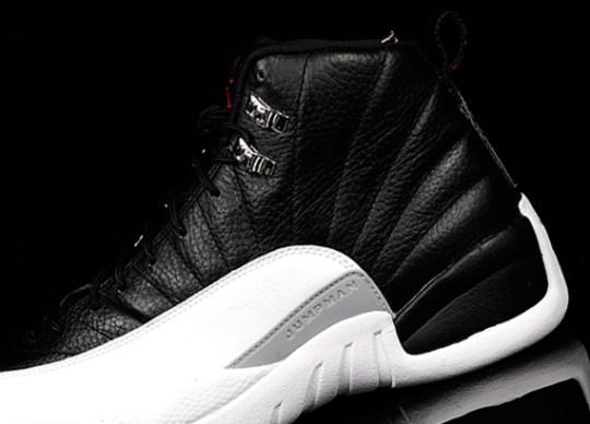 Air Jordan 12 'Playoffs' – New Images