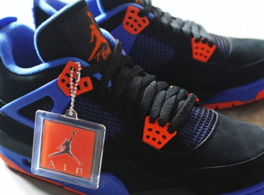 Air Jordan 4 Retro 'Cavs' – New Images