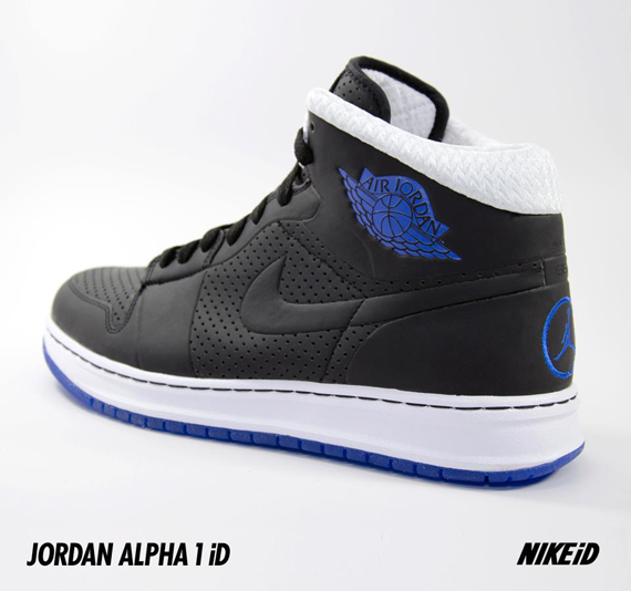 nike shox chaussures de course avis - Air Jordan Alpha 1 iD - Translucent Sole Options - SneakerNews.com