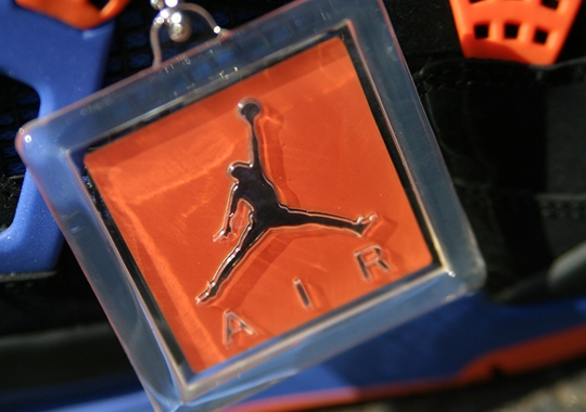 Air Jordan IV 'Cavs' – Arriving at Retailers