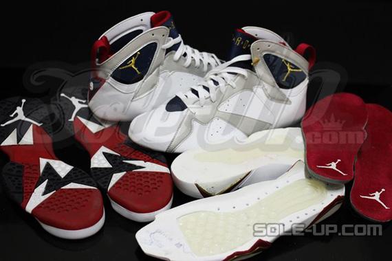 13fb06810f308f Air Jordan VII  Olympic  - Dissected - SneakerNews.com