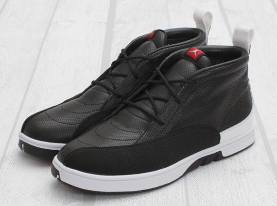 super popular 6ed25 36119 Air Jordan XII Clave Black White-Varsity Red 510868-001 05 2012  110.  Advertisement