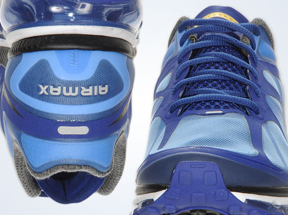 LIVESTRONG x Nike Air Max+ 2012
