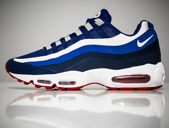 new york giants nike air max 95