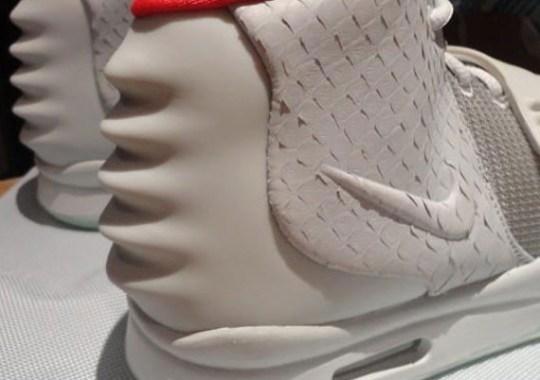 Nike Air Yeezy 2 'Pure Platinum' – Detailed Look