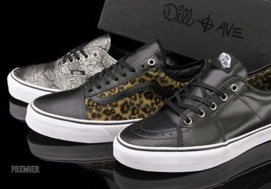 AVE + Dill x Vans Syndicate
