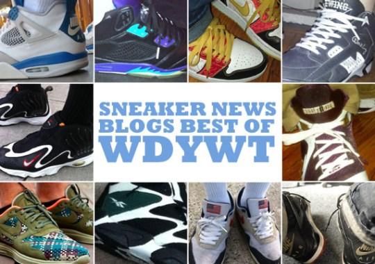 Sneaker News Blogs: Best of WDYWT – 3/27 – 4/2