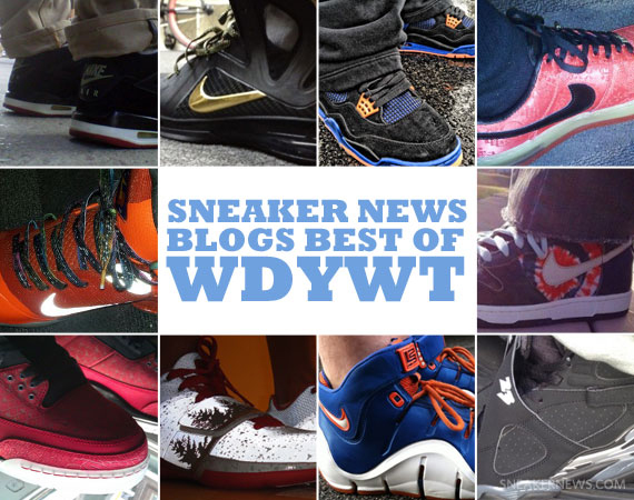 Another solid week of WDYWT submissions from our loyal readers and Sneaker  News Blogs  ... 791b082112a2