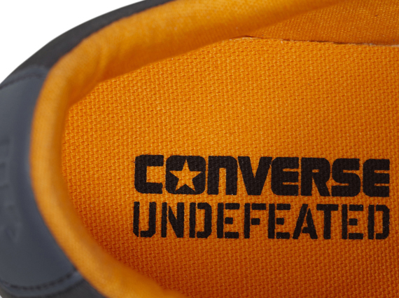 Undefeated x Converse For Foot Locker Collection