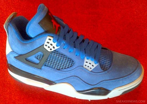 Eminem x Air Jordan IV  Encore  - Sample Version - SneakerNews.com 4f16c75e6